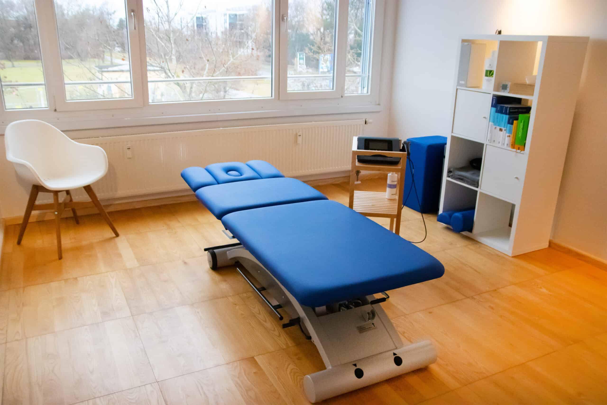 1_Servus_Moin_Physiotherapie_Behandlungsraum_Physiotherapie